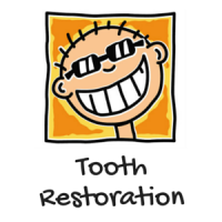 tooth restoration icon